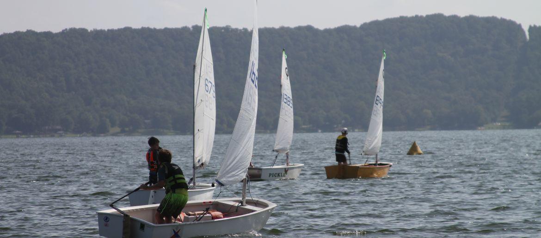 Junior Sailing Camp – June 1st-3rd 2018